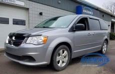 Dodge Caravan Technology