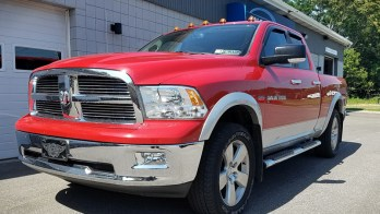 Dodge Ram 1500 Cab Light Installation for Repeat Girard Client