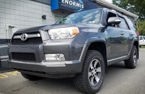 4Runner Smartphone Integration