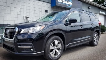 Millcreek Client Adds Factory Fog Light System to Subaru Ascent