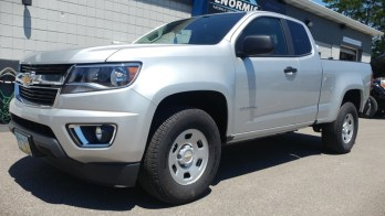 Erie Client Adds Factory Quality 2018 Chevy Colorado Fog Lights