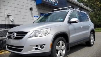 Radio Upgrade for Harborcreek Volkswagen Tiguan Owner
