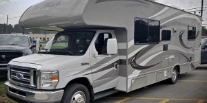 Motorhome Backup Camera