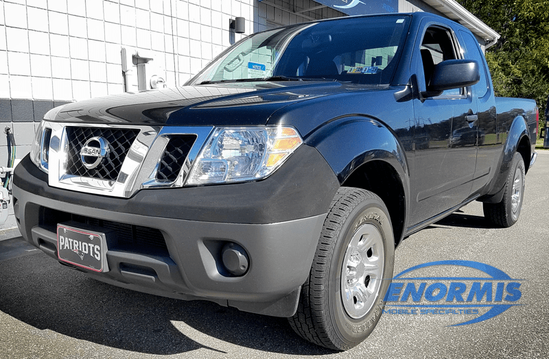 Nissan Frontier Power Windows and Locks Addition for ... on