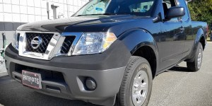 Nissan Frontier Power Windows