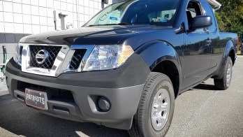 Nissan Frontier Power Windows and Locks Addition for Fairview Client