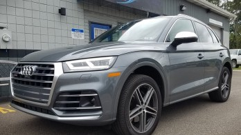 2018 Audi SQ5 Remote Start for Waterford, PA Client