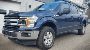 Factory Remote Start Addition to 2018 Ford F-150