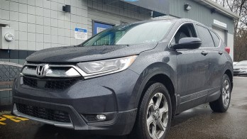 Fairview Resident Improves 2018 Honda CR-V Factory Remote Start
