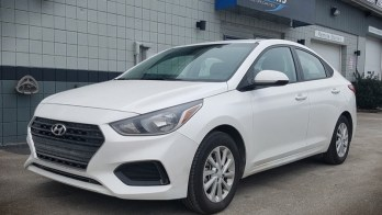 Service Member Gets Remote Start Upgrade on 2018 Hyundai Accent