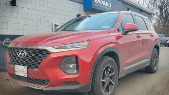 Erie Resident Adds Remote Start to Brand-new 2019 Hyundai Santa Fe