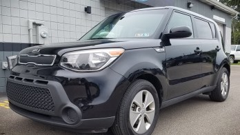 Radio and Backup Camera Upgrade for 2016 Kia Soul