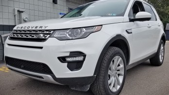 2016 Land Rover Discovery Sport Gets Satellite Radio Upgrade
