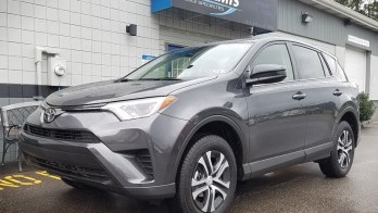 Erie Client Gets Remote Start on 2018 Toyota RAV4