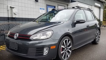 2014 Volkswagen GTI Gets Remote Start Upgrade Using Factory Key