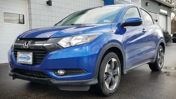 Long-time ENORMIS Client Adds Remote Start to 2018 Honda HR-V