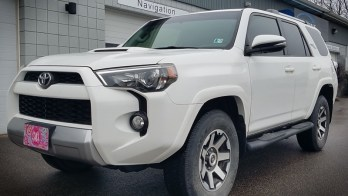 Client Upgrades Girlfriend's 2018 Toyota 4Runner with Unlimited Range Remote Start