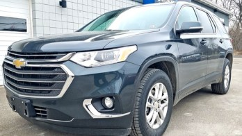 Overhead Video Addition for Titusville Client's Chevy Traverse