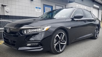 Remote Start for 2018 Honda Accord Sport
