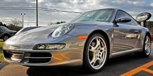 Porsche Carrera Speaker