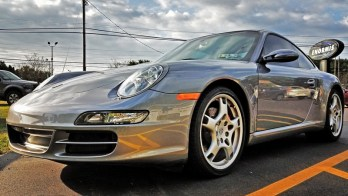 Speaker Replacement and Bass Upgrade for Erie Porsche Carrera S