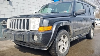 Electrical Experts at Enormis Fix 2009 Jeep Commander Wiring Issue
