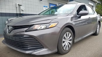 Client Upgrades 2018 Toyota Camry with Two-way Remote Start