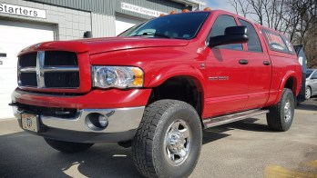 ENORMIS Diagnosis Saves Client Money on a 2003 Dodge Ram
