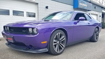 2014 Dodge Challenger SRT8 Gets Technology Upgrade with Maestro