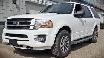 Erie Resident Upgrades Trailer Brake Controller in 2017 Ford Expedition