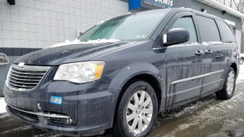 Client Gets 2014 Chrysler Town and Country Factory Radio Repaired