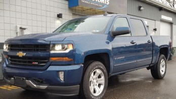 New 2018 Chevrolet Silverado Sale Saved by Adding Heated Seats