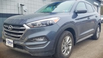 Two-Way Remote Start Upgrade Ensures a Warm 2018 Hyundai Tucson