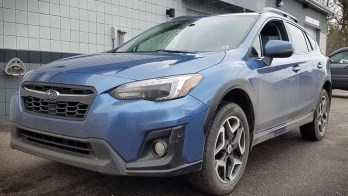 2018 Subaru Crosstrek is Upgraded with Unlimited Range Remote Start