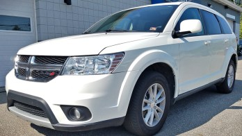 Bluetooth Hands-Free Calling Upgrade for 2017 Dodge Journey