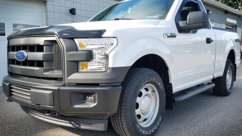 Backup Camera and Rear Defrost Improves Safety in 2019 Ford F-150
