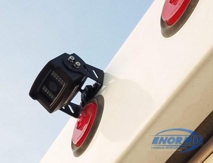 Heavy Duty Camera with IR