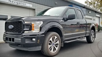 2019 F-150 Remote Start Uses Ford Parts for Corry Resident