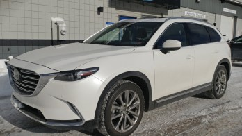 2019 Mazda CX-9 gets Ataqan Two-Way Remote Start Upgrade