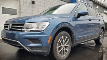 Volkswagen Tiguan Remote Start Gets gets Long-Range Two-Way Features