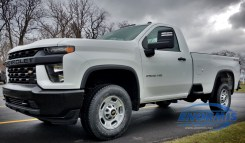 2020 New Body Chevy 2500 HD