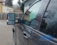 2015 Silverado Left Mirror