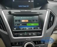 2017 Acura MDX Remote Start DASH