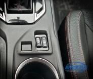 Subaru Heated Seat Switches