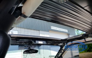F-150 Sunroof Repair is a lot of Work
