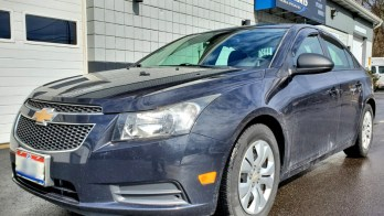 2013 Chevy Cruze Cruise Control Added with Factory OE Parts