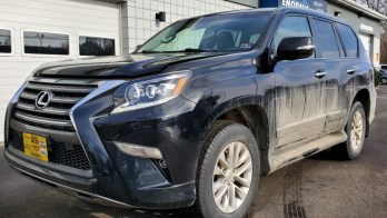 Lexus GX470 Remote Start Works from Inside Buildings