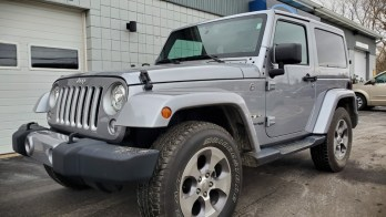2018 Jeep Wrangler Gets Backup Camera and Dependable Remote Start