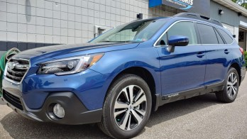 2019 Subaru Outback gets Two-Way Remote Start Upgrade for Erie Client