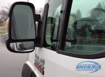 2019 Ram Promaster Mirrors will now Power-Fold